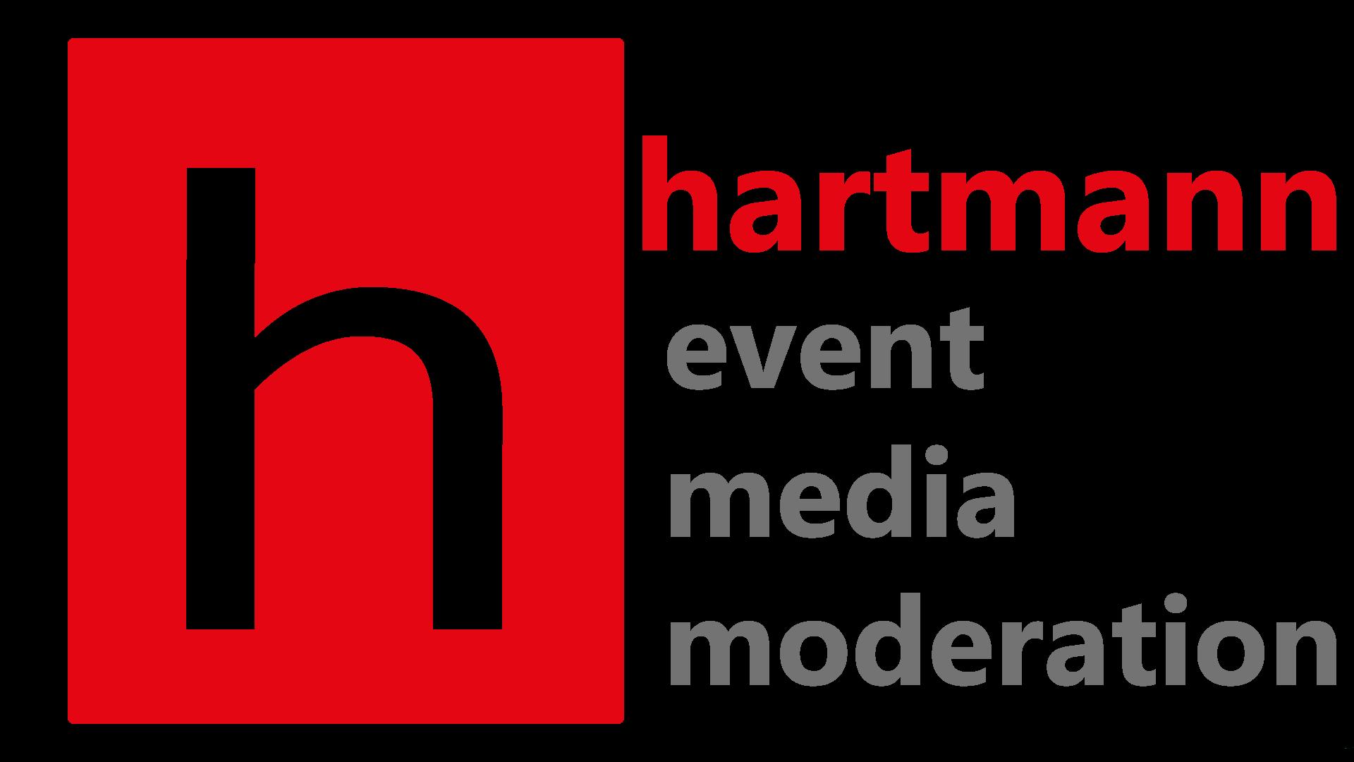 hartmann event | media | moderation